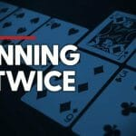Should You Run It Twice In Poker Online? - Yes You Should